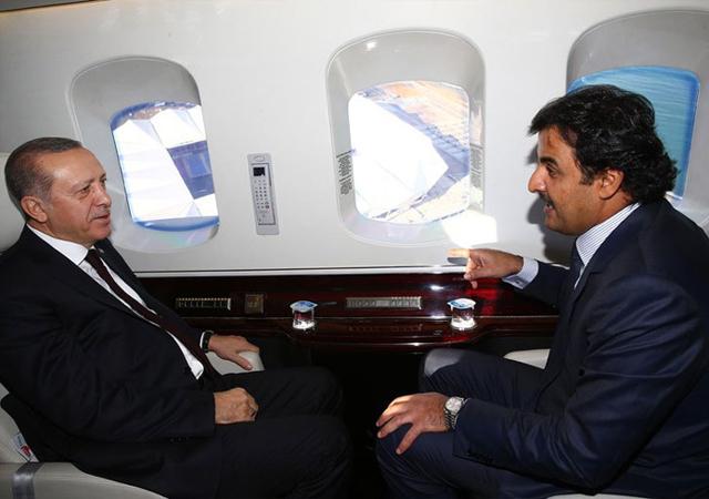 Batıdan itiraf: Katar'ın işgalini Türkiye önledi