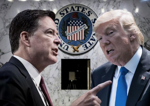 Trump'ın kovduğu eski FBI Başkanı'ndan 11 ay sonra intikam kitabı