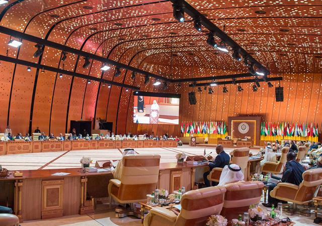 29. Arap Birliği Zirvesi masallarla bitti