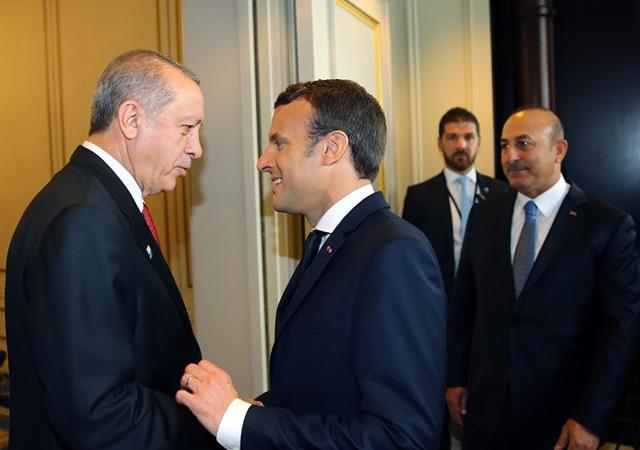 Türkiye'den Fransa'ya Balkanlar mesajı