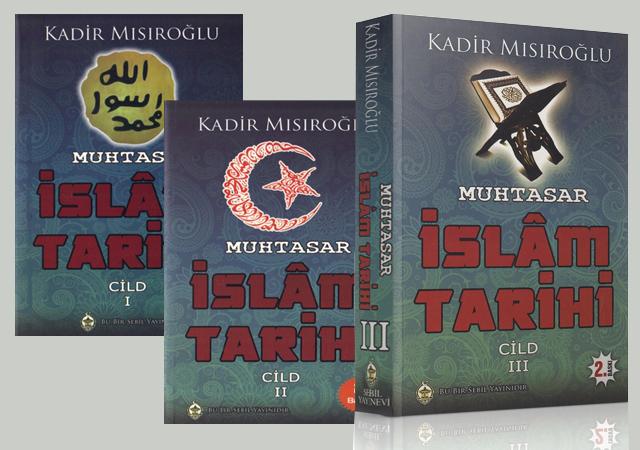 Muhtasar İslam Tarihi (3 cilt)