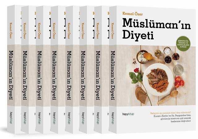 Hz Peygamber gibi beslenme: Müslüman'ın Diyeti