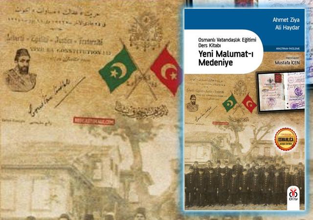 Yeni Malumat-ı Medeniye - Osmanlı Vatandaşlık Eğitimi Ders Kitabı