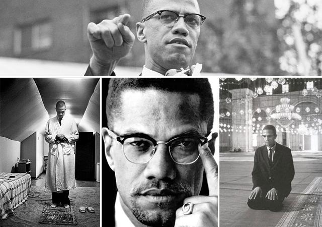 Müslüman lider: Malcolm X