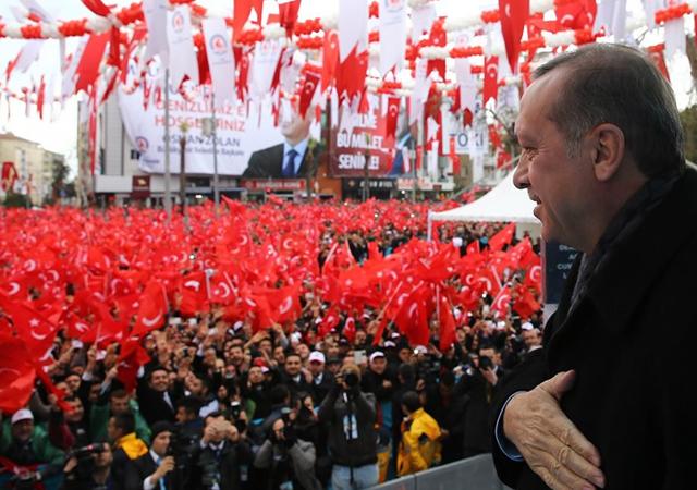 Erdoğan, 24 Haziran Seçimleri Manifestosu'nu açılkadı