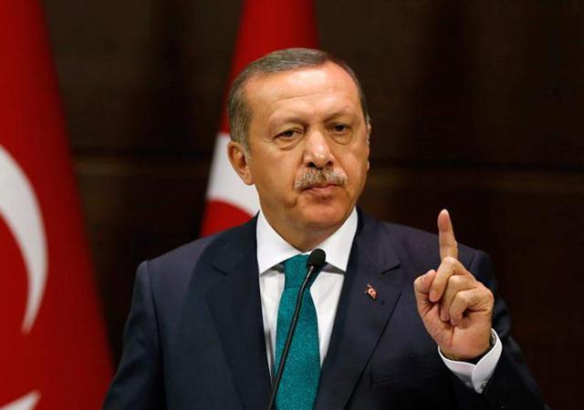 Erdoğan: İsrail, bir terör devleti