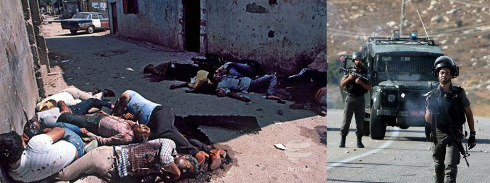 İsrail Sabra ve Şatilla tipi katliamlara hazırlanıyor
