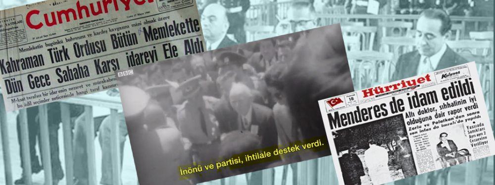 BBC: İnönü ve CHP, 27 Mayıs darbesine destek verdi