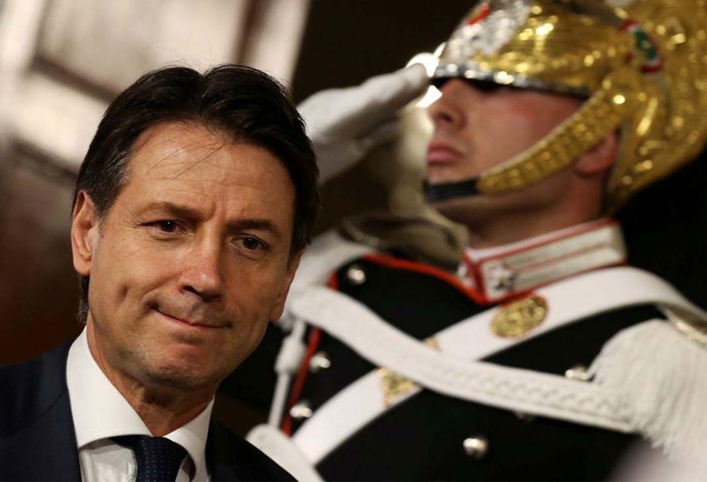 Ve IMF başkanlığında İtalya hükümeti kuruldu