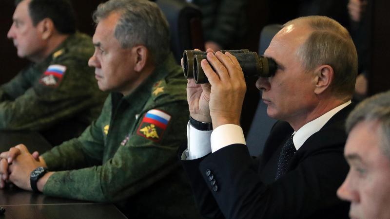 Putin Suriye'de bulunmalarının nedenini itiraf etti
