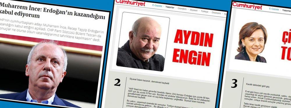 Bravo... Kılıçdaroğlu'dan ve Cumhuriyet yazarlarından daha akıllı çıktı