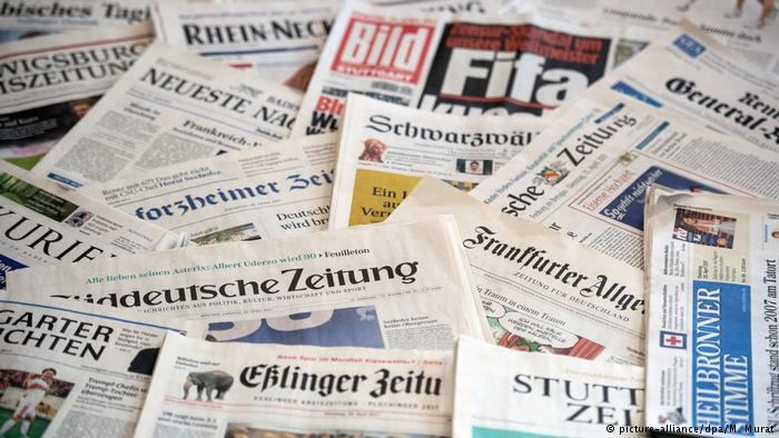 DW'den itiraf: FETÖ, Avrupa medyasını esir aldı