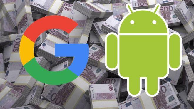 ABD-AB savaşında kabak Google'ın başına batladı