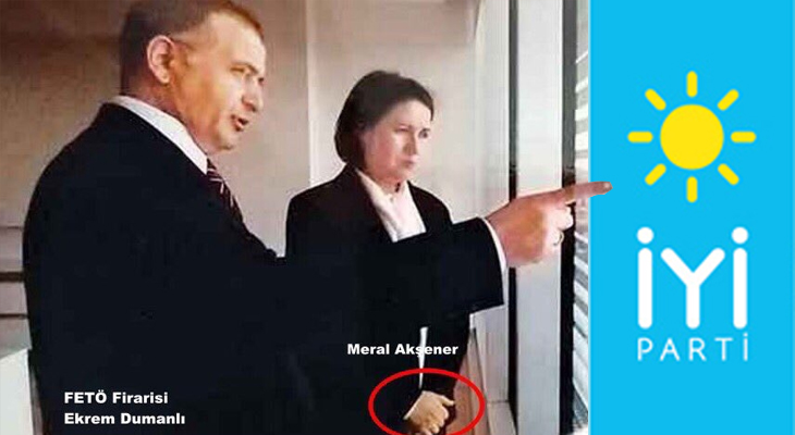 FETÖ'ye İYİ gelecekti ama Meral Akşener'e bile iyi gelmedi