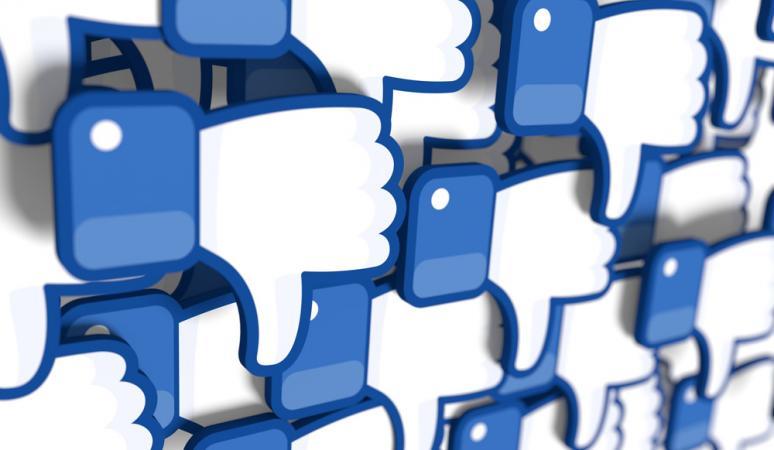 Siyonist Facebook'a bir şok da piyasalardan