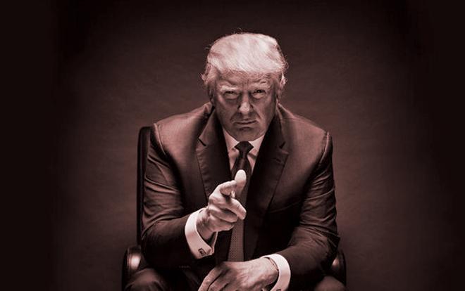 Sarı şeytan şimdi de kendi ülkesini tehdit etti, bakın ne dedi