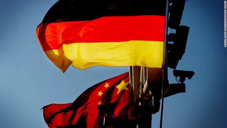 Almanya - İngiltere - Çin denkleminde son haberler