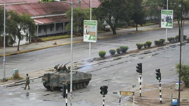 O diktatörün ülkesinde asker sokağa indi halkla çatıştı