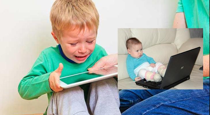 Telefon ve televizyonun çocuklarda yol açtığı 7 hastalık