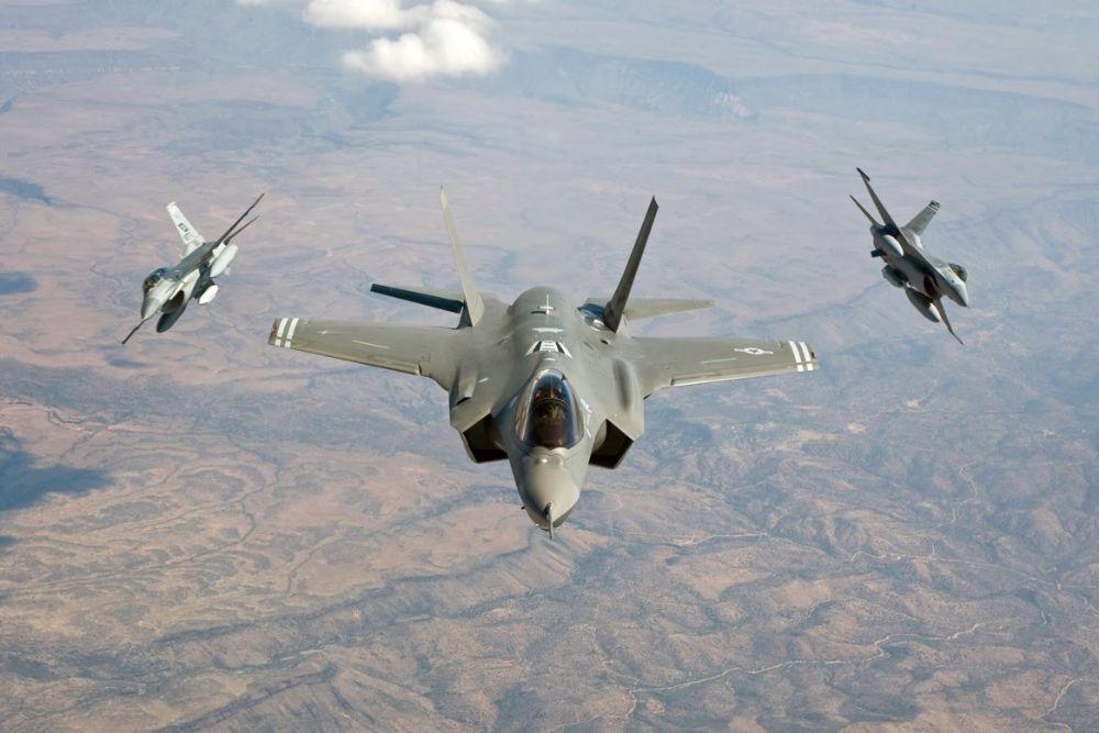 Kriz çıkaran F-35 savaş uçağının sırları çalınmış