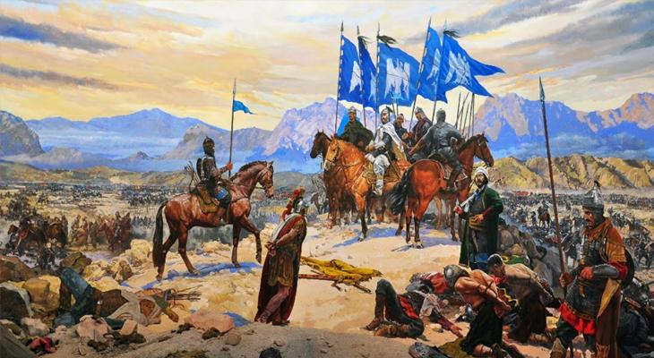 Gavuru 'Türkler geliyor' korkusu sardı