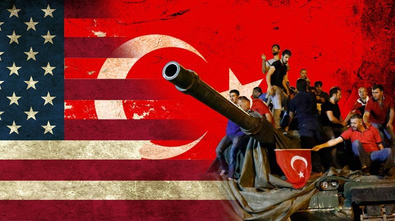 ABD ile savaşta hamleler, karşı hamleler