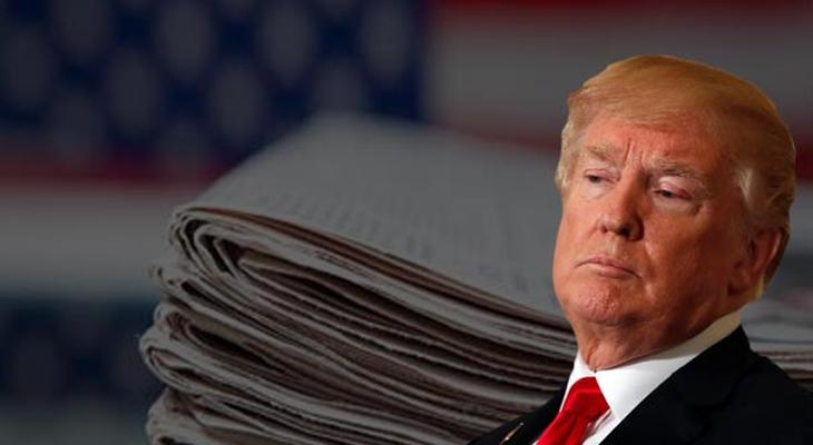 Yolsuzluk ve tacizleri ifşa olan Trump köşeye sıkıştı