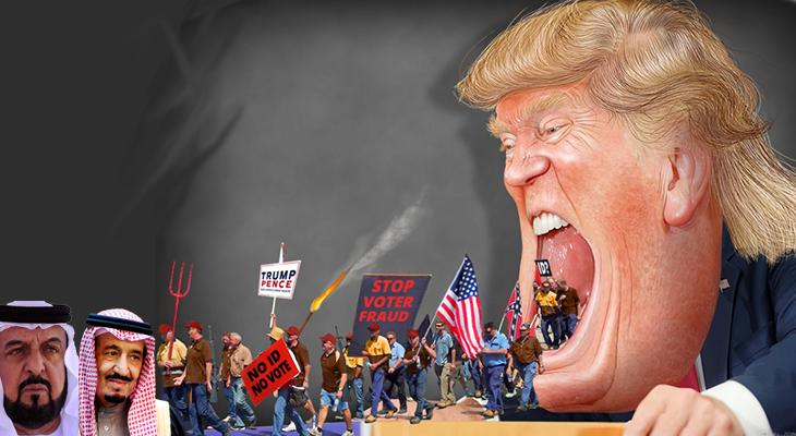 Amerikalı ve Körfezi 4 trilyon dolar korkusu saldı