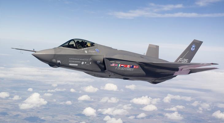 Türkiye'den ABD heyetine cevap: F-35'lerde Müşteri değil ortağız!