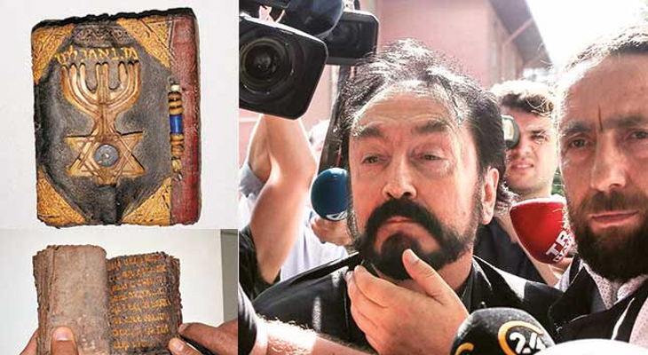 Adnan Oktar'ın malikanesi, tarihi eser deposu çıktı