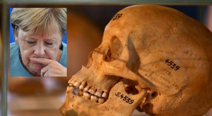 Almanya, eski sömürgesi Namibya soykırımında katlettiği 25 kişinin kafataslarını iade etti