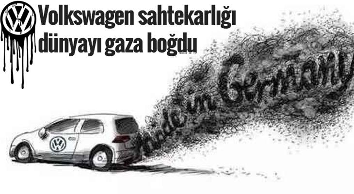 Almanlar ortalığı fena kirletti: Volkswagen aracı olan veya almayı düşünenler dikkat