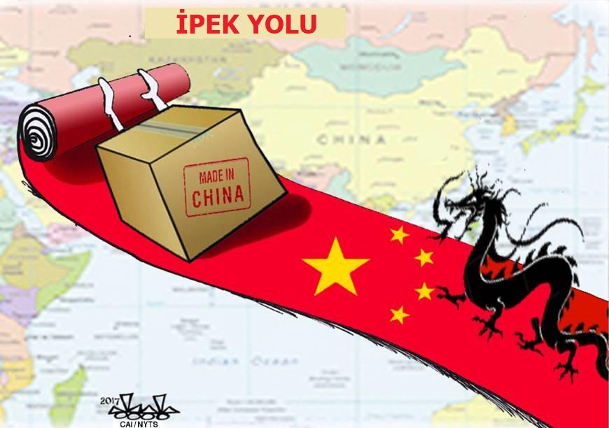 Çinli sözcü: 'Batılı ülkelerden gelen para iyi, tatlı ve övgüye değer ama Çin'den alınan kredi uğursuz ve tuzak öyle mi'