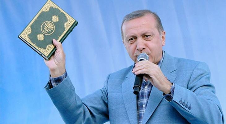 Erdoğan'ı hakkında gerçekleşen rüya