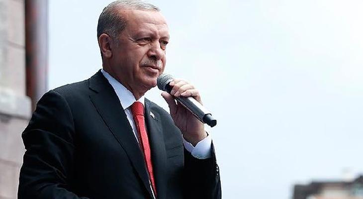 Erdoğan: İdlib'de yapılacak hatanın bedelini tüm dünya öder