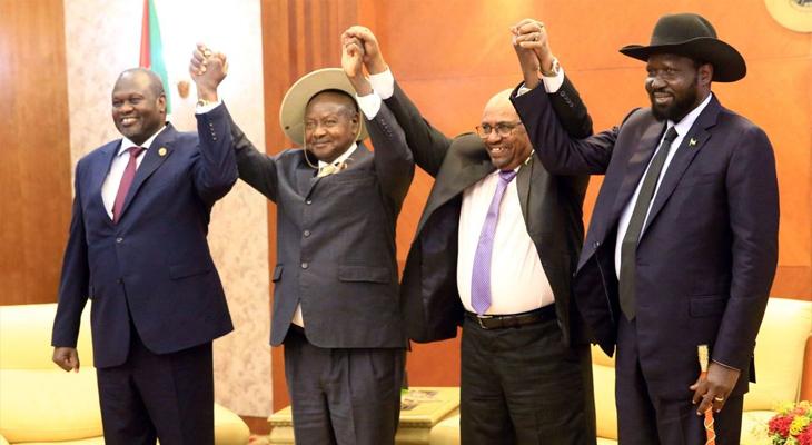 Anlaşmaya varıldı, Güney Sudan'da iç savaş sona erdi