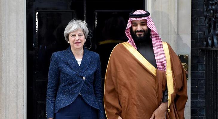 İngiliz, uşağı Vahhabi rejime arka çıktı