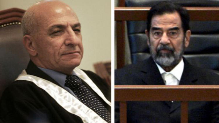 Saddam'ı idam eden hakimin ibret dolu sonu