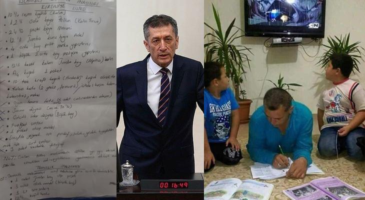 Okullar skandal listelerle açıldı