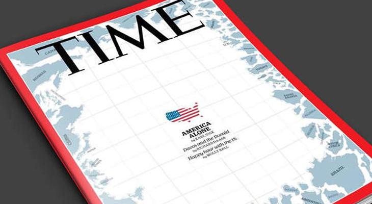 Time dergisi yine el değiştirdi