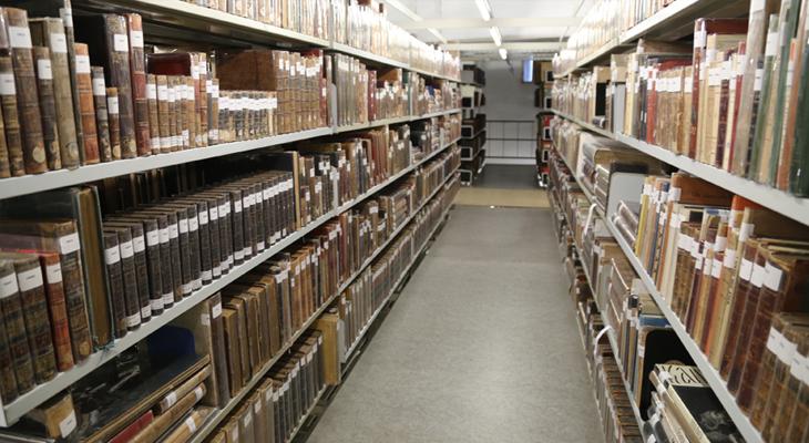 Devlet kütüphanelerinde katliam görüntüleri