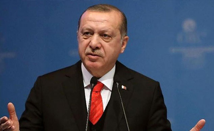 Erdoğan'dan Afrika'ya çağrı