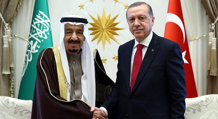 Cumhurbaşkanı Erdoğan ve Kral Selman , Kaşıkçı cinayetini görüştü