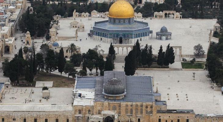 Terörist İsrail polisi Kudüs Valisi'ni gözaltına aldı