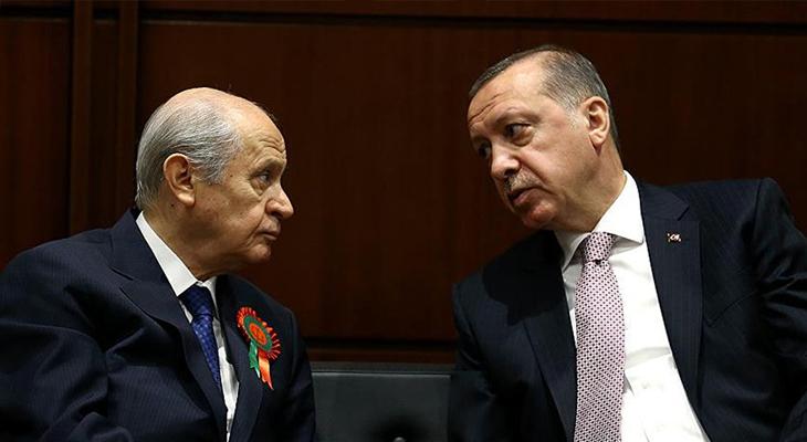 MHP'nin 'af teklifi' Cumhur ittifakının arasını açtı, Erdoğan'dan sonra Bahçeli konuştu
