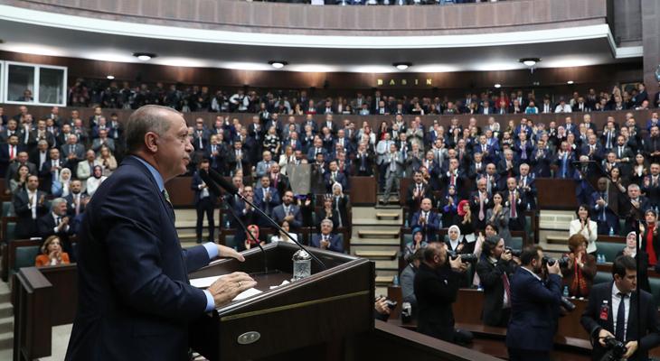 Erdoğan, Kaşıkçı cinayetinin gerçek failinin Pens olduğu îma etti