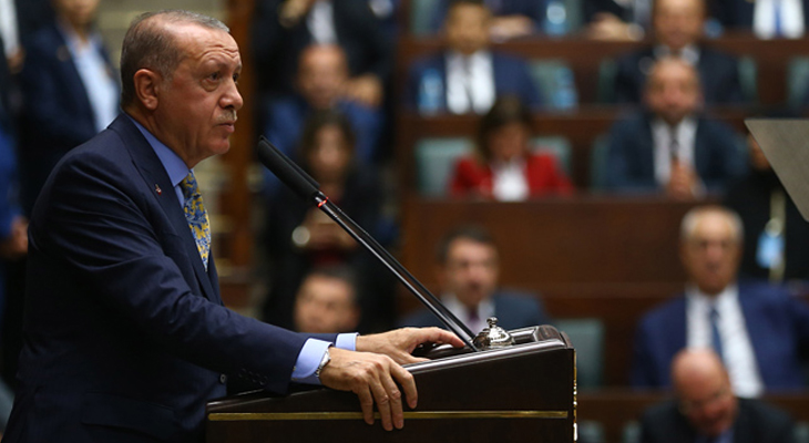 Erdoğan'dan faşizan uygulamalardan biri olan Kemalizmin andına dair açıklama