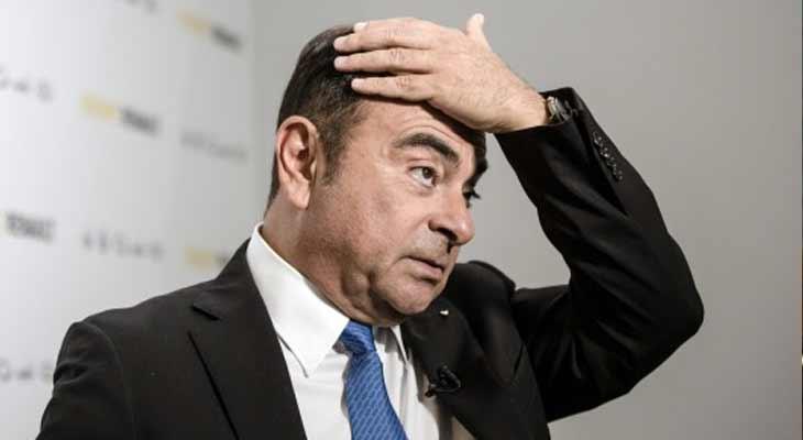 Dünya otomotiv devinin CEO'su tutuklandı