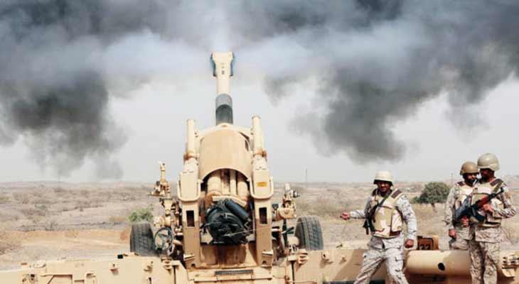 Suudi Arabistan ordusu rezil oldu