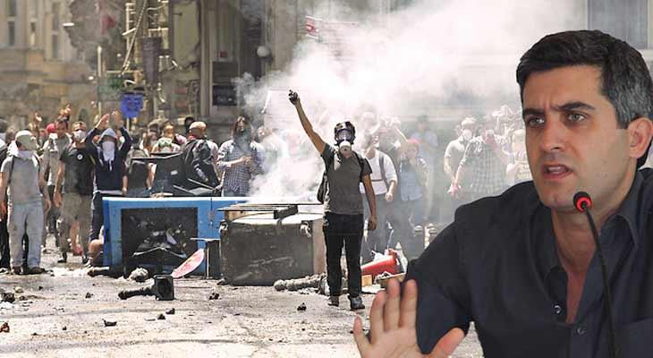 'Mesele Gezi Parkı değil, hâlâ anlamadın mı' demişti şimdi Alabora oldu